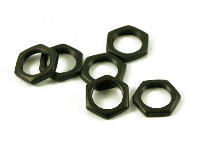 din og min ring ibenholt & svart